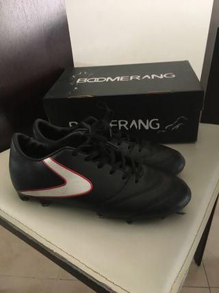 Boomerang zapatillas fútbol t.40