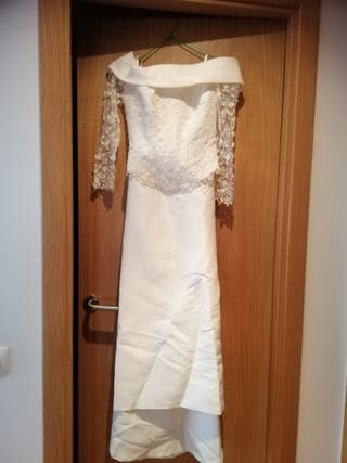 Vestido de novia. t36