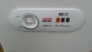 Arcón congelador newpol NEH 40