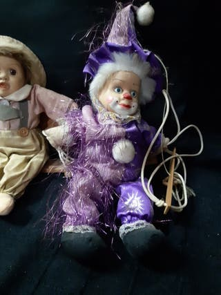 5 marionetas