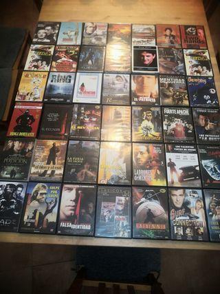 Coleccion de 36 películas en DVD originales
