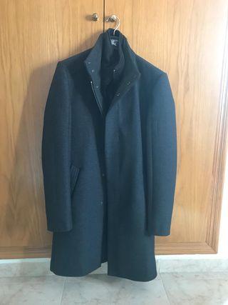 Abrigo hombre de vestir
