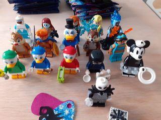 Lego minifiguras Disney