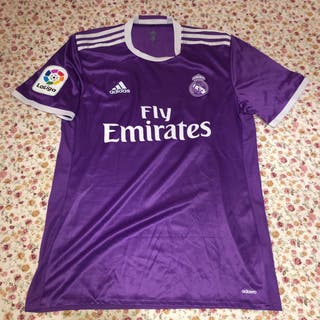 MATCH WORN Real Madrid Marco Asensio 2016