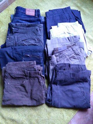 lote 8 pantalones