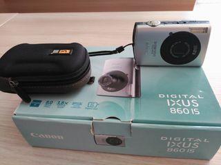Cámara de fotos Canon Digital
