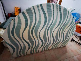 cabezal de cama 1,8 x 1,3 m