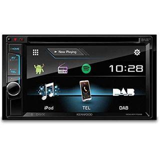 Autorradio KENWOOD DDX4017BT