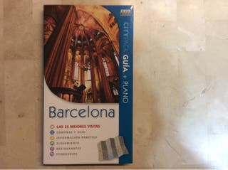 Guía viaje Barcelona.