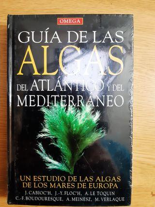 Guía de las algas del Atlántico y del Mediterráneo
