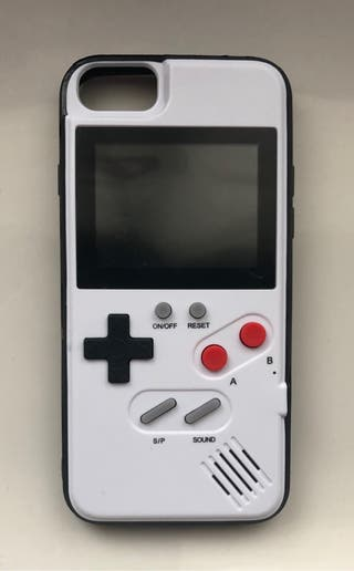 Funda iPhone 7 game boy