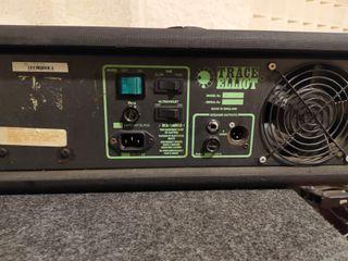 Cabezal amplificador Bajo