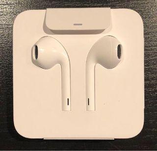 Earpods Apple conector Ligthning