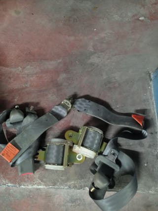 cinturones de seguridad de Ford Ranger