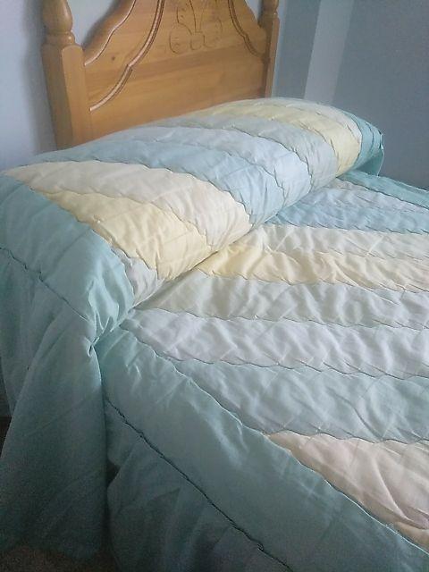 2 colchas cama 90