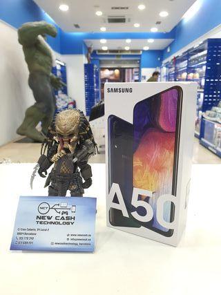 SAMSUNG GALAXY A50 128GB BLACK PRECINTADO