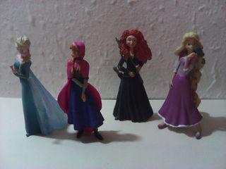 Disney lote princesas