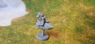 Goblin femenina en misil Warhammer