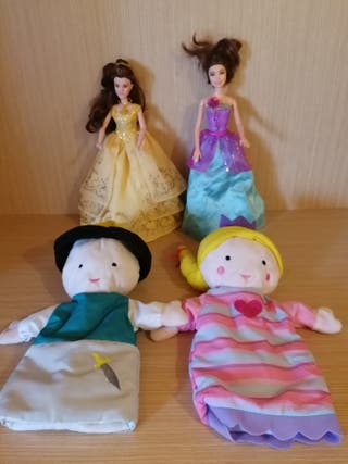 Muñecas y marionetas