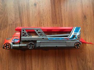Camión hot wheels