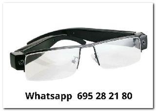 ixlk Videocamara gafas espia