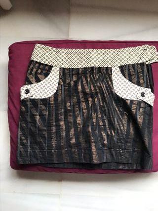 Custo - Falda corta