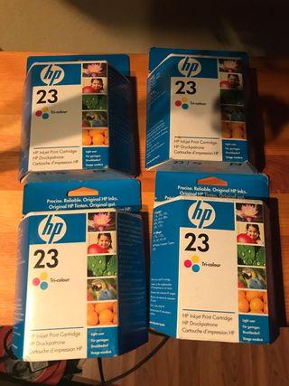 Cartucho impresora HP n°23