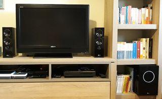 Home Cinema HiFi 2.1 LG J10HD