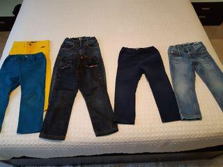 pantalones niño 2-3