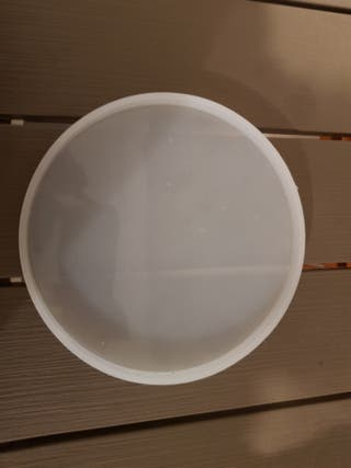 Molde redondo de silicona