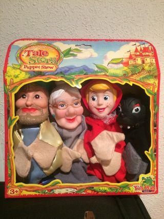 Marionetas Caperucita. Sin estrenar.