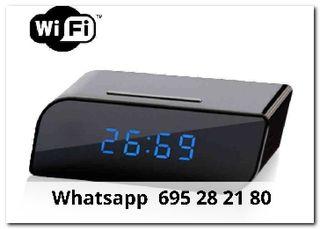 ikli videocamara wifi despertador