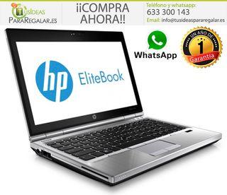 Portátil HP EliteBook 2570P, i5 / 256Gb SSD / Cam