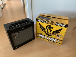 Ampli Guitarra Fender Mustang I v.2 como nuevo