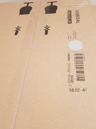 Armario de dos puertas vikefal IKEA