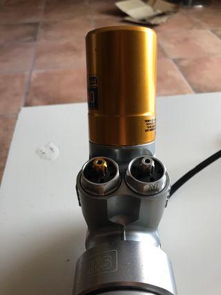 Amortiguador trasero ohlins