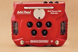 PEDAL DAMAGE CONTROL - SOLID METAL