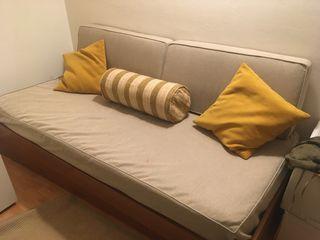 Sofa Cama + cama supletoria - URGE Mudanza