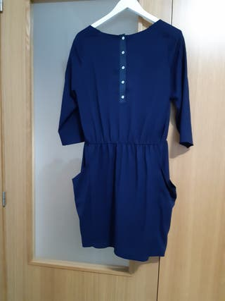 Vestido azul de la marca Easy Wear de El Corte Ing