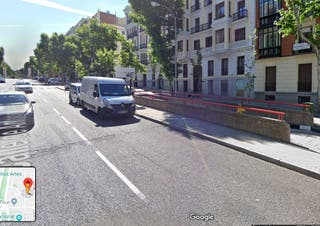 Plaza de aparcamiento C/ Antonio Maura