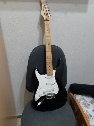 Guitarra eléctrica Cort zurdos