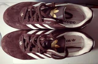 Adidas goodyear seminuevas