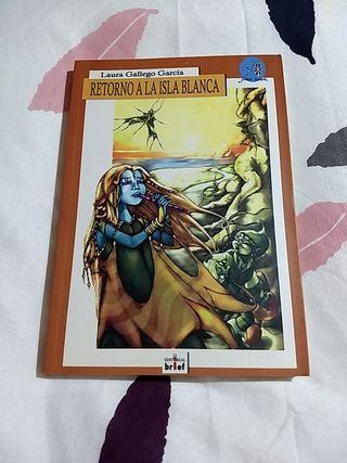 Libro infantil Retorno a la isla blanca