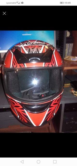 casco de moto nitro