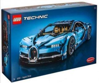 LEGO TECHNIC - 42083 - BUGATTI CHIRON