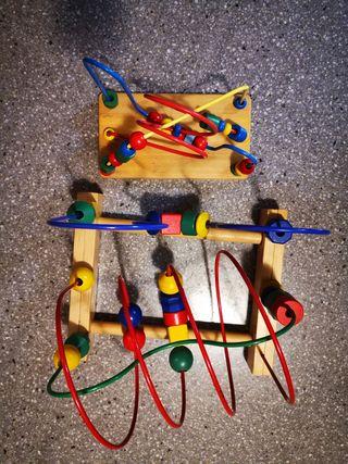 juego de madera