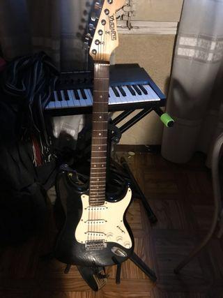 Guitarra Sonora tipo stratocaster