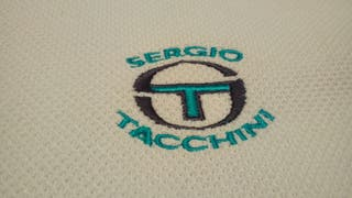 CHAQUETA DE CHÁNDAL SERGIO TACCHINI
