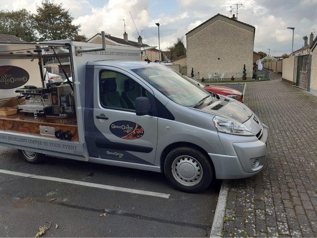 Coffee van