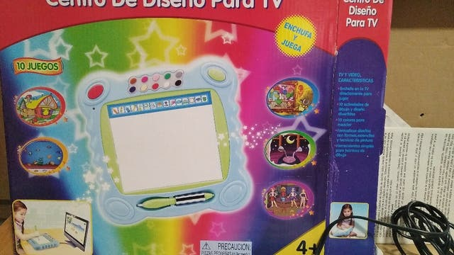 Pizarra interactiva juegos (TV) para niños
